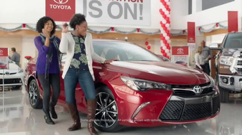 Toyota Toyotathon TV Spot, 'Dance' - 135 commercial airings
