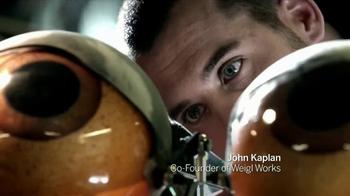 American Express TV Spot, 'Animatronics' - Thumbnail 1