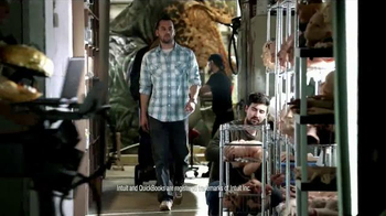 American Express TV Spot, 'Animatronics' - Thumbnail 4