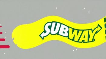 Subway $2 Temporada de Apreciación al Cliente TV Spot, 'Gracias' [Spanish] - Thumbnail 2