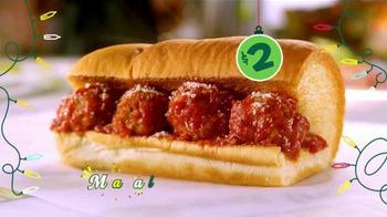 Subway $2 Temporada de Apreciación al Cliente TV Spot, 'Gracias' [Spanish] - Thumbnail 5