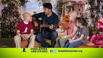 St. Jude Children's Research Hospital TV Spot, 'Somos Uno' [Spanish] - Thumbnail 1