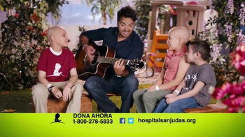 St. Jude Children's Research Hospital TV Spot, 'Somos Uno' [Spanish] - Thumbnail 2