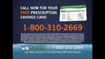 Prescription Savings Network TV Spot, 'Attention All Americans' - Thumbnail 10