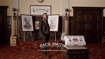 The Smith Bros. TV Spot, 'The First Ever Cough Drop' - Thumbnail 3