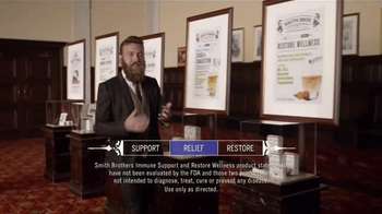 The Smith Bros. TV Spot, 'The First Ever Cough Drop' - Thumbnail 6