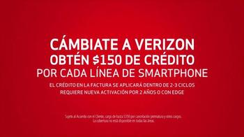 Verizon XLTE TV Spot, 'No te Conformes' [Spanish] - Thumbnail 6
