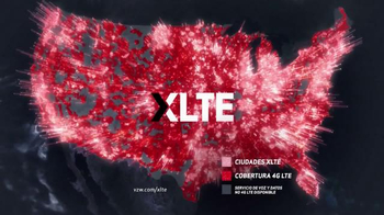 Verizon XLTE TV Spot, 'No te Conformes' [Spanish]