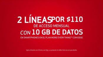 Verizon XLTE TV Spot, 'No te Conformes' [Spanish] - Thumbnail 5