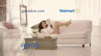 Genie Bra TV Spot, 'Feel Like You're Staying in Bed All Day' [Spanish] - Thumbnail 10