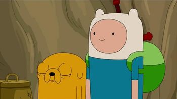 Adventure Time: Finn the Human DVD TV Spot