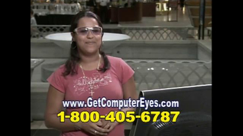 HD Vision Computer Eyes TV Spot - Thumbnail 9