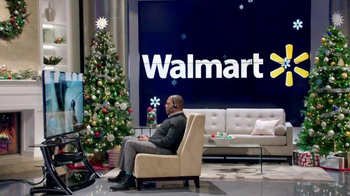 Walmart TV Spot, 'Holiday Gameplay' Ft. Anthony Anderson, Melissa Joan Hart - Thumbnail 1
