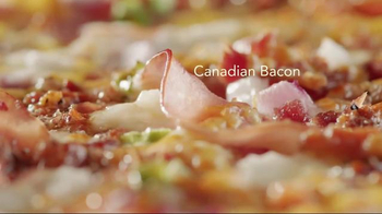 Papa Murphy's Bacon Bacon Bacon Pizza TV Spot, 'Three Times the Bacon'