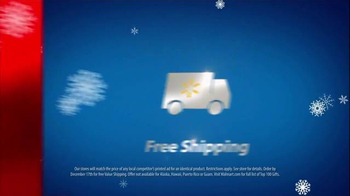 Walmart TV Spot, 'Tracking Santa' Feat. Melissa Joan Hart, Anthony Anderson - Thumbnail 10