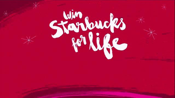 Starbucks TV Spot, 'Win Starbucks for Life' Song by Tom Jones - Thumbnail 8