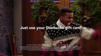 Starbucks TV Spot, 'Win Starbucks for Life' Song by Tom Jones - Thumbnail 6