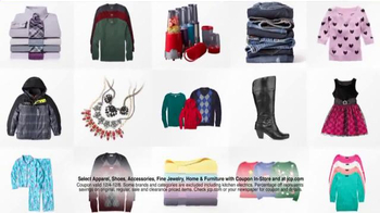 JCPenney Friends & Family Sale TV Spot, 'Doorbusters This Winter' - Thumbnail 4