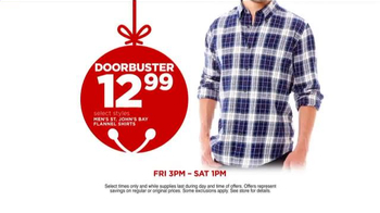 JCPenney Friends & Family Sale TV Spot, 'Doorbusters This Winter' - Thumbnail 5