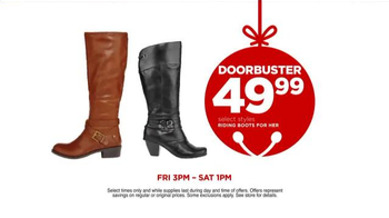 JCPenney Friends & Family Sale TV Spot, 'Doorbusters This Winter' - Thumbnail 6