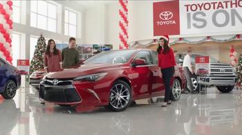 2015 Toyota Camry TV Spot, 'Test-Drive' - Thumbnail 1