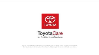 2015 Toyota Camry TV Spot, 'Test-Drive' - Thumbnail 7