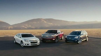 Chevrolet Year End Event TV Spot, 'Best Offers of the Year' - Thumbnail 6
