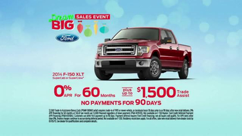 Ford Dream Big Sales Event TV Spot, 'Towing Power' - Thumbnail 10