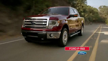 Ford Dream Big Sales Event TV Spot, 'Towing Power' - Thumbnail 3