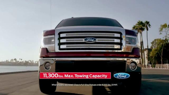 Ford Dream Big Sales Event TV Spot, 'Towing Power' - Thumbnail 5