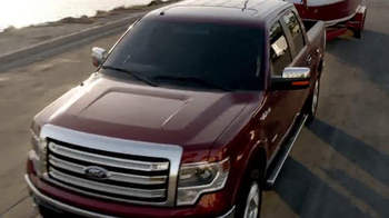 Ford Dream Big Sales Event TV Spot, 'Towing Power' - Thumbnail 6
