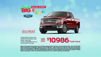 Ford Dream Big Sales Event TV Spot, 'Towing Power' - Thumbnail 8