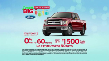 Ford Dream Big Sales Event TV Spot, 'Towing Power' - Thumbnail 9