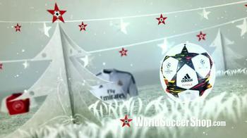 World Soccer Shop TV Spot, 'Holiday Gifts' - Thumbnail 3