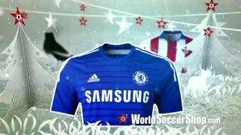 World Soccer Shop TV Spot, 'Holiday Gifts' - Thumbnail 4
