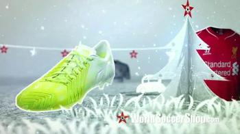World Soccer Shop TV Spot, 'Holiday Gifts' - Thumbnail 5