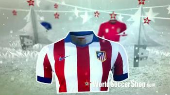 World Soccer Shop TV Spot, 'Holiday Gifts' - Thumbnail 6