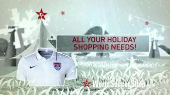 World Soccer Shop TV Spot, 'Holiday Gifts' - Thumbnail 8