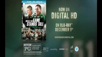 When the Game Stands Tall Blu-ray and Digital HD TV Spot - Thumbnail 5