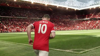 Chevrolet TV Spot, 'I Play For Manchester United' - Thumbnail 10