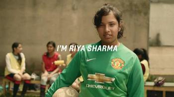 Chevrolet TV Spot, 'I Play For Manchester United' - Thumbnail 8