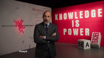 The More You Know TV Spot, 'Knowledge is Power' Featuring Matt Lauer - Thumbnail 9