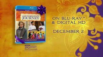 The Hundred-Food Journey on Blu-ray & Digital HD TV Spot - Thumbnail 10