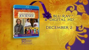 The Hundred-Food Journey on Blu-ray & Digital HD TV Spot - Thumbnail 9