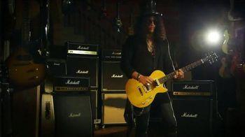 Guitar Center Black Friday Sale TV Spot, 'Greatest Feeling' Featuring Slash - 345 commercial airings