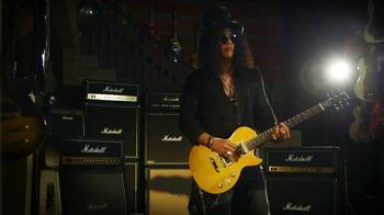 Guitar Center Black Friday Sale TV Spot, 'Greatest Feeling' Featuring Slash - Thumbnail 5
