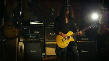 Guitar Center Black Friday Sale TV Spot, 'Greatest Feeling' Featuring Slash - Thumbnail 7
