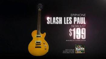 Guitar Center Black Friday Sale TV Spot, 'Greatest Feeling' Featuring Slash - Thumbnail 8