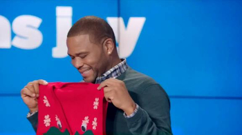 Walmart TV Spot, 'Man Gifting' Featuring Tim Tebow and Anthony Anderson - Thumbnail 4