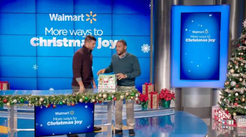 Walmart TV Spot, 'Man Gifting' Featuring Tim Tebow and Anthony Anderson - Thumbnail 6